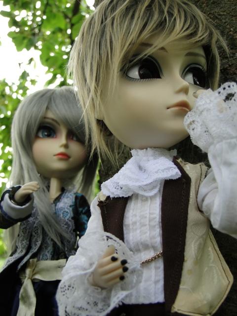 Topic COMMUN Mingrecords & Straylittledevil (Sebastian-Rayne-Andrew-Arion-Maguna-Tantus-Richt) ==> Dolls visiting Versailles ^^ Gabrie24