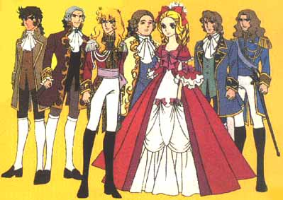 The Rose of Versailles/Lady Oscar Discussion (BREAKING NEWS! LICENSED BY RIGHTSTUF) Rose_o11