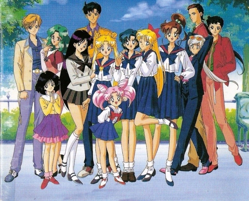Did you learn anything from your anime/manga? Sailor10