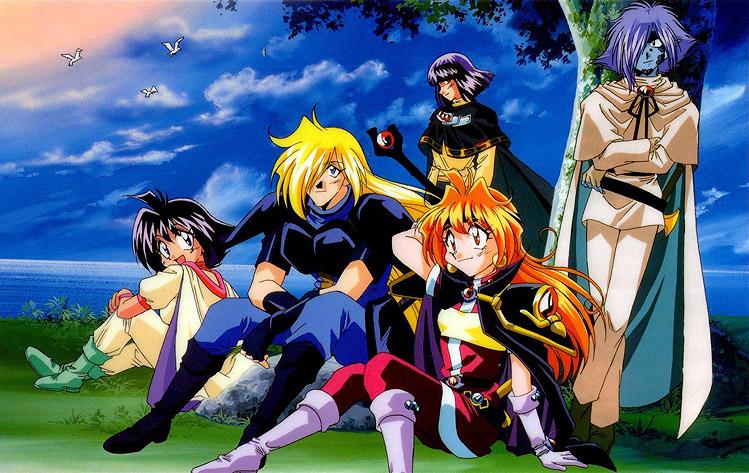 The Slayers, Next, Try, R-evolution-R, OVA/Movies Discussion Thread! DRAGON SLAVE!!! Slayer10