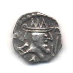 Denier mérovingien attribué à tours - Belfort 5680. Nana_218
