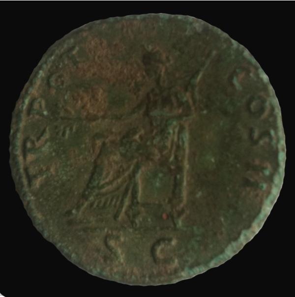 Besoin d'AIDE pour identifier une piece de Trajan SVP Eueefb10