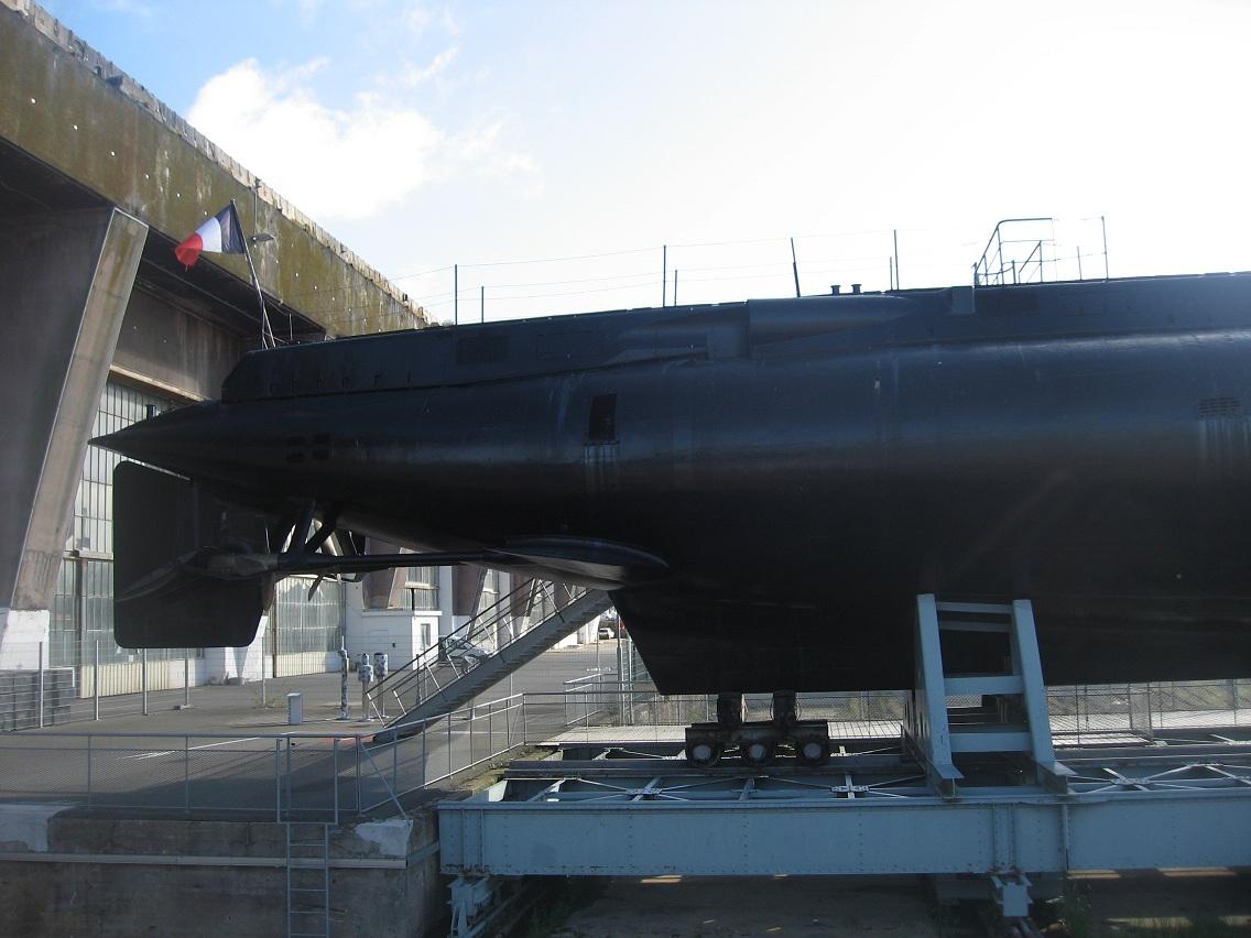 [Les Musées en rapport avec la Marine] Sous-Marin  Flore - Page 10 013b14