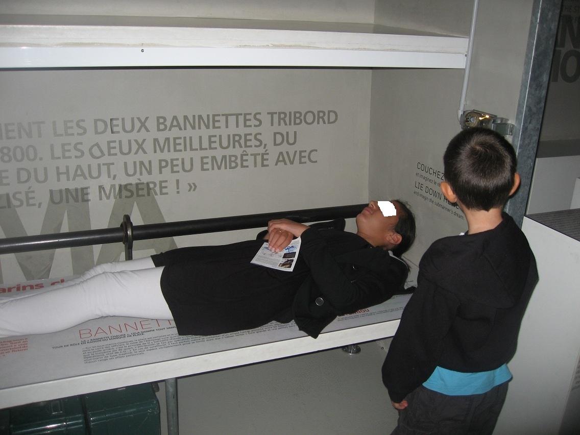 [Les Musées en rapport avec la Marine] Sous-Marin  Flore - Page 11 018bb10
