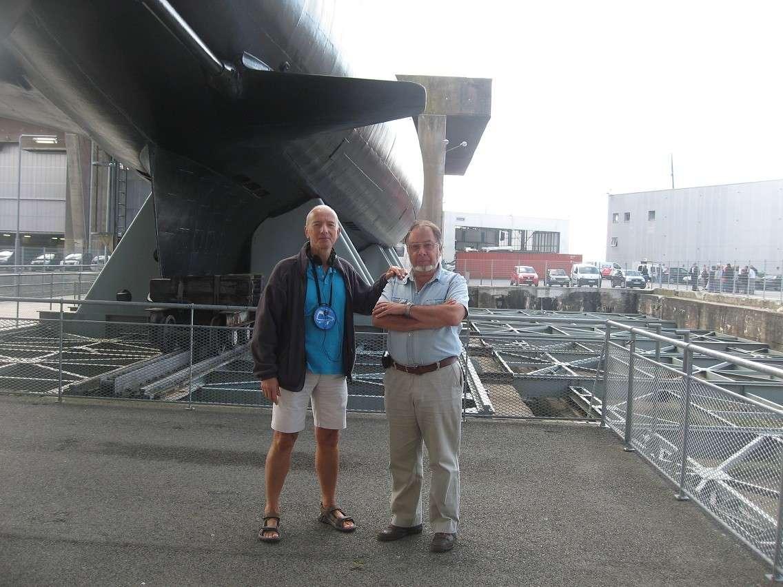 [Les Musées en rapport avec la Marine] Sous-Marin  Flore - Page 10 023b10