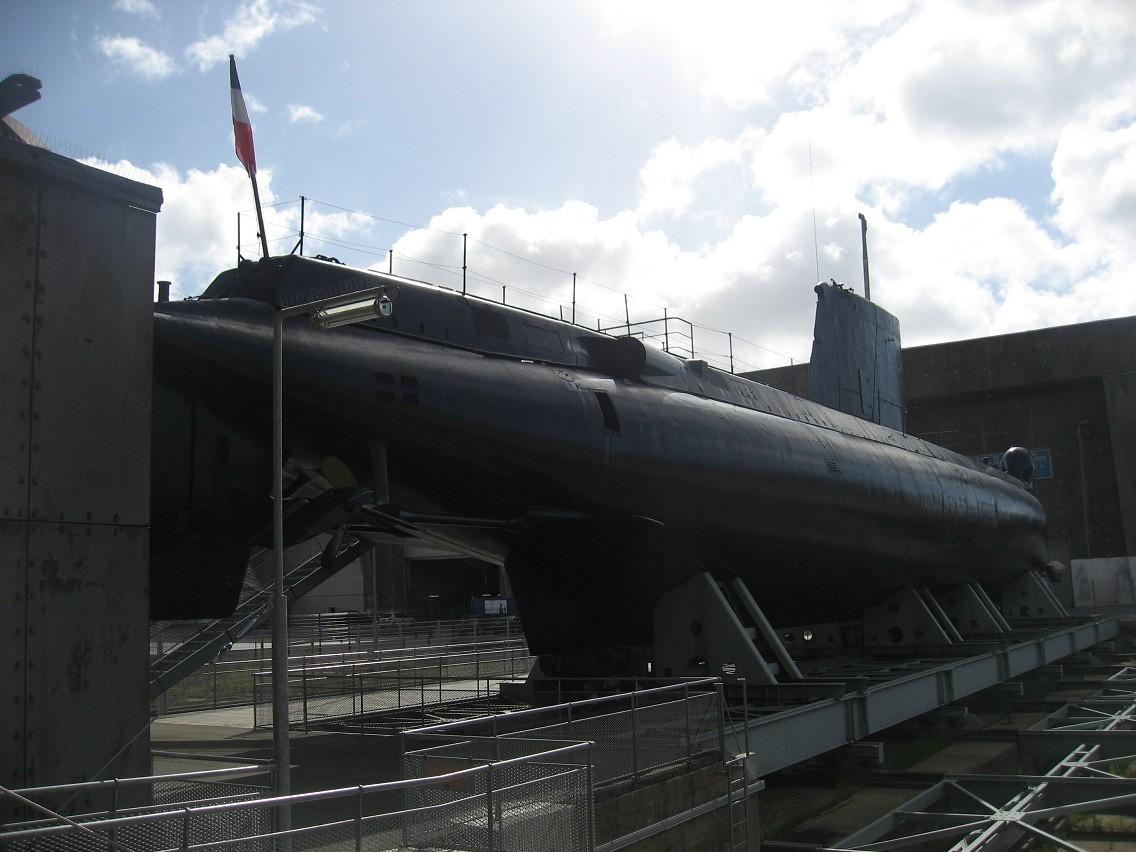[Les Musées en rapport avec la Marine] Sous-Marin  Flore - Page 10 060b10