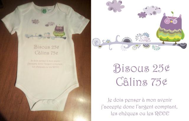 Cadeaux baptême et de naissance Bisoup10