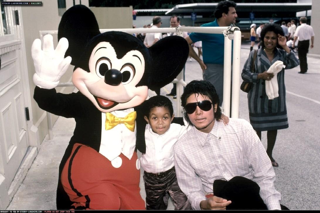 Michael e la Disney 312