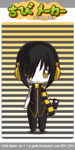 ~ Chibi-maker ~ Joey_d10