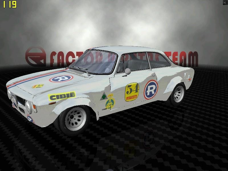 ALFA ROMEO GTA Rfacto14