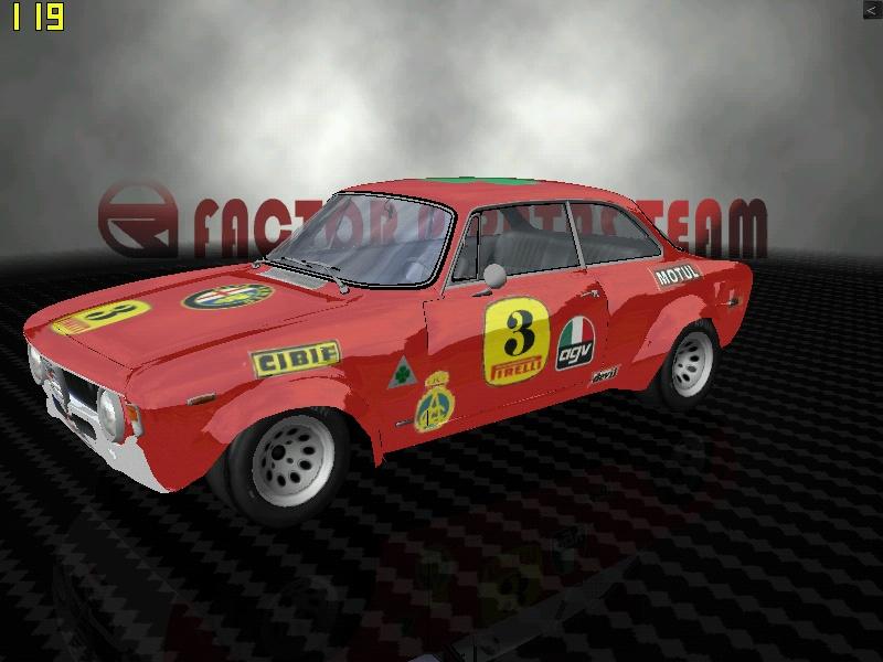ALFA ROMEO GTA Rfacto15