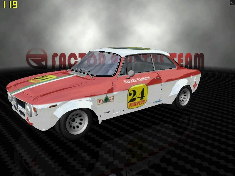 ALFA ROMEO GTA Rfacto16