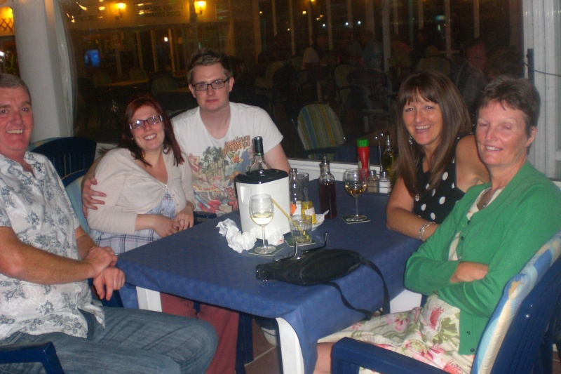 Our first night in Mallorca, after the Piano Bar soiree. Cimg1746