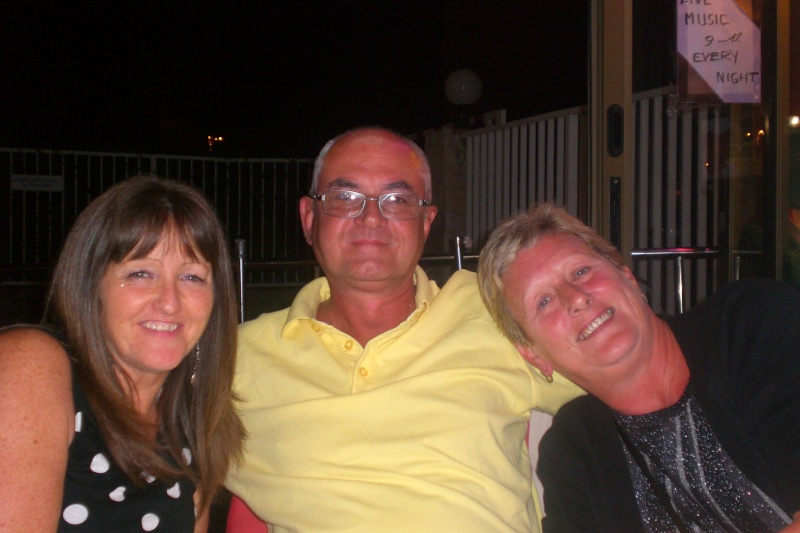 Our first night in Mallorca, after the Piano Bar soiree. Cimg1750