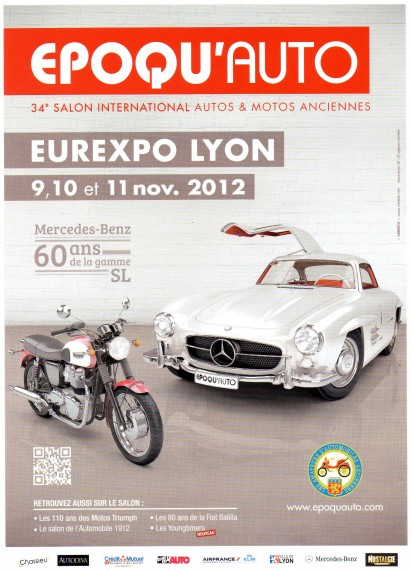 Epoq'auto 2012 LYON Affich10