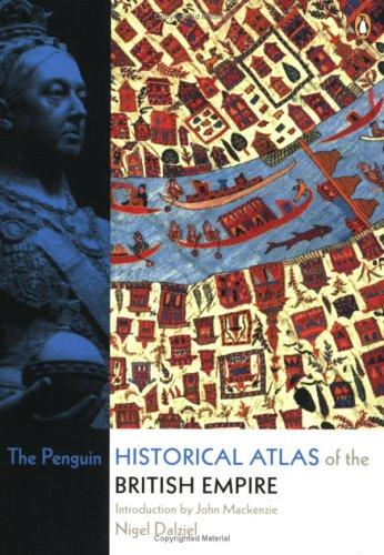 Historical Atlas of the British Empire Isbn_a10