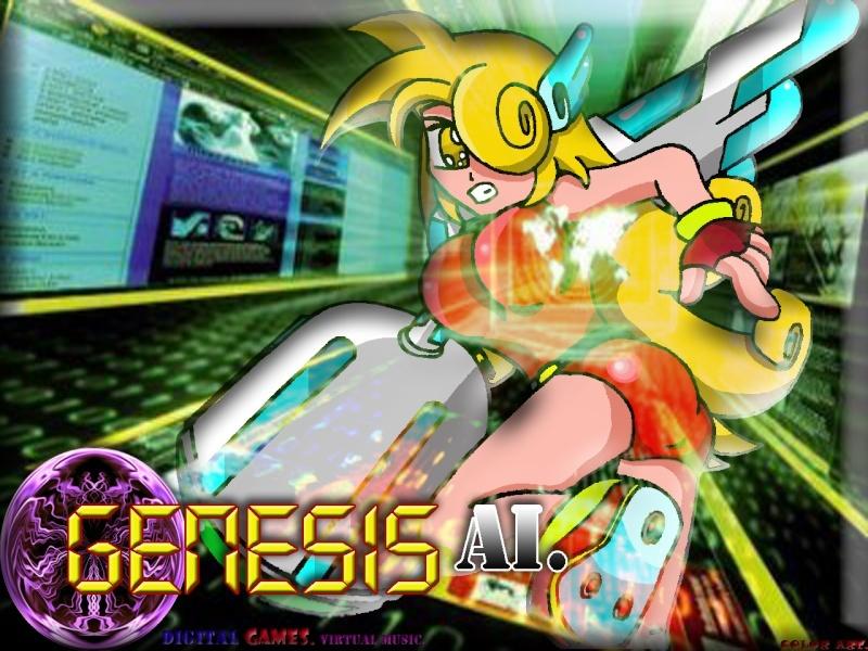 Genesis Artificial Intelligence (mobile) 5010