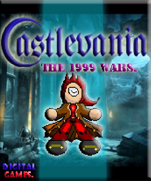 Castlevania - The 1999 Wars (Mobile) Castle10