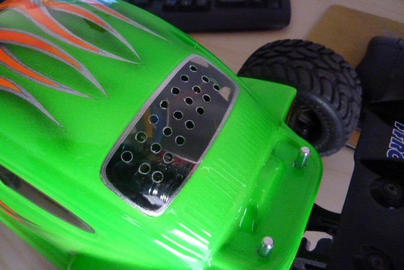 Chauffe avec carrosserie baja WV proline P1010713