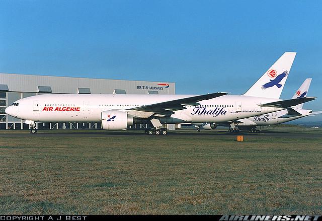 avions air algerie fs2004