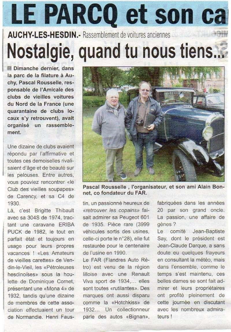 Pique Nique de l'Amicale des Clubs du Nord de la France Img03010