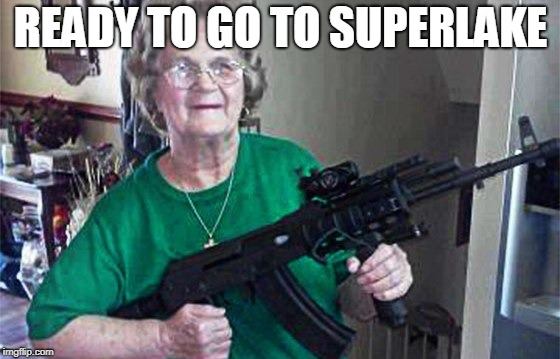 Woman robbed outside Super Lake Superl10