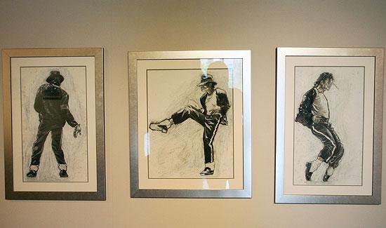 Il mondo dell'arte ricorda Michael Jackson 310