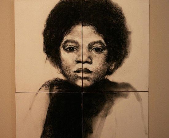 Il mondo dell'arte ricorda Michael Jackson 510