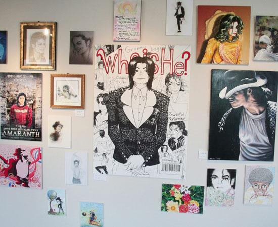 Il mondo dell'arte ricorda Michael Jackson 711