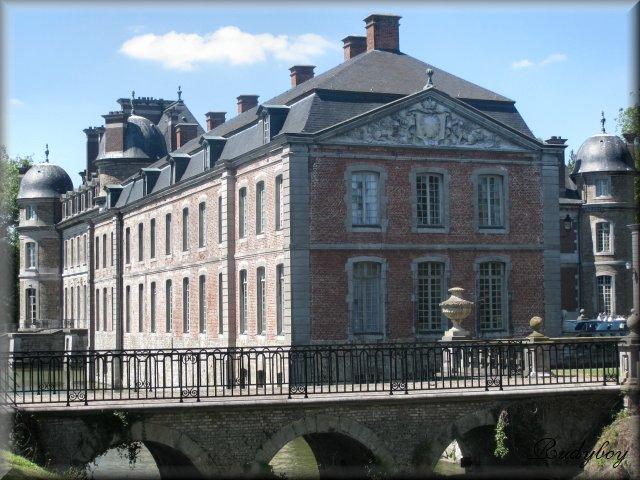 Le château de beloeil Chatau10