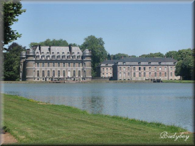 Le château de beloeil Chatea10