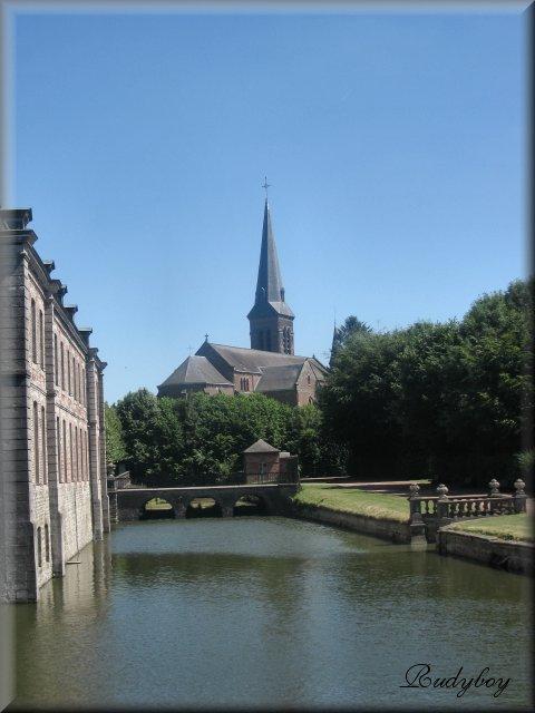 Le château de beloeil Chatea11