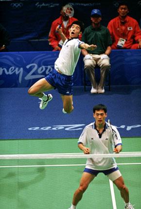 Badminton Session Badmin10