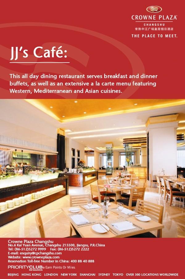 JJ's Cafe in Crowne Plaza Jjaas_11