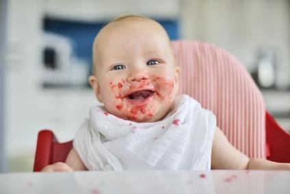 l'alimentation de bébé Bebe-a10