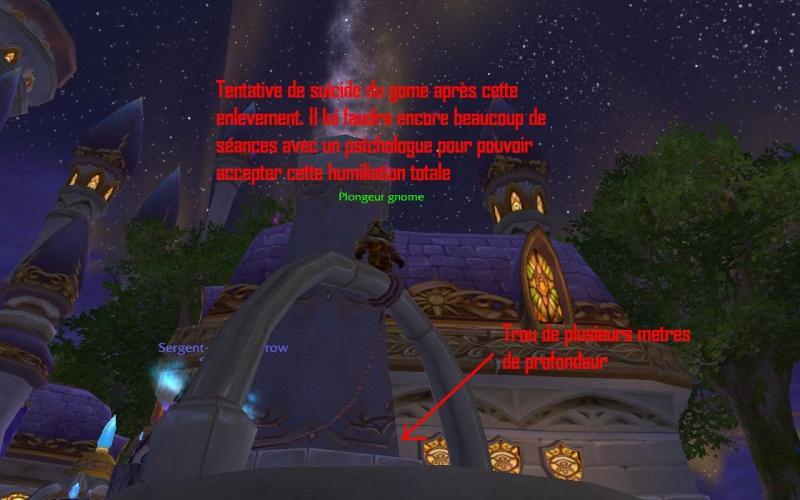 Gnome Plongeur. Wowscr25