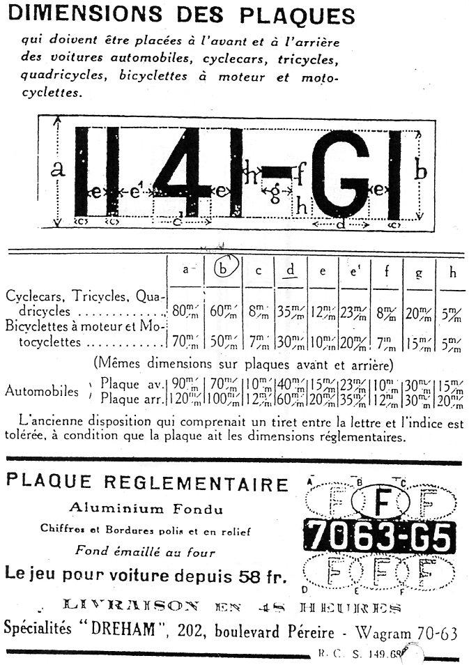 Plaque réglementaire ... pour vos 01 Img34110