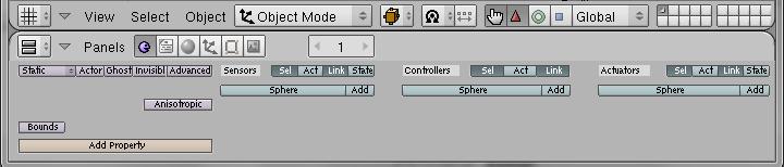 Blender Game Engine Parte 2 (Mi primer juego 3D) Blende13