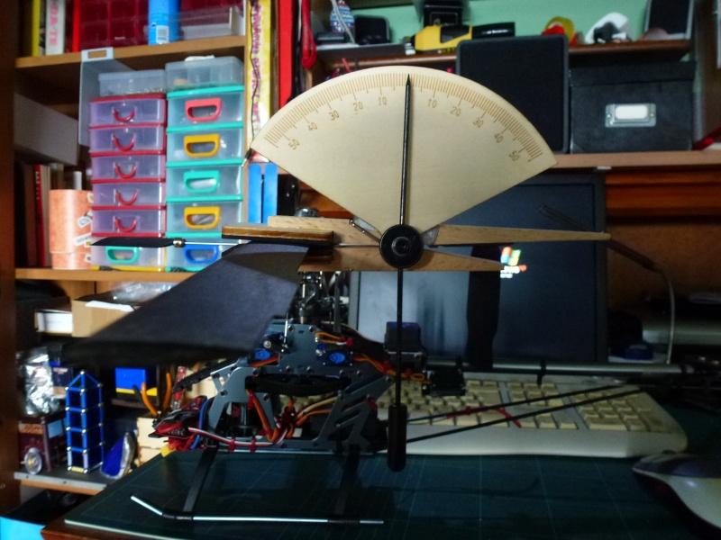 Control Surface Throw Gauge P1010311