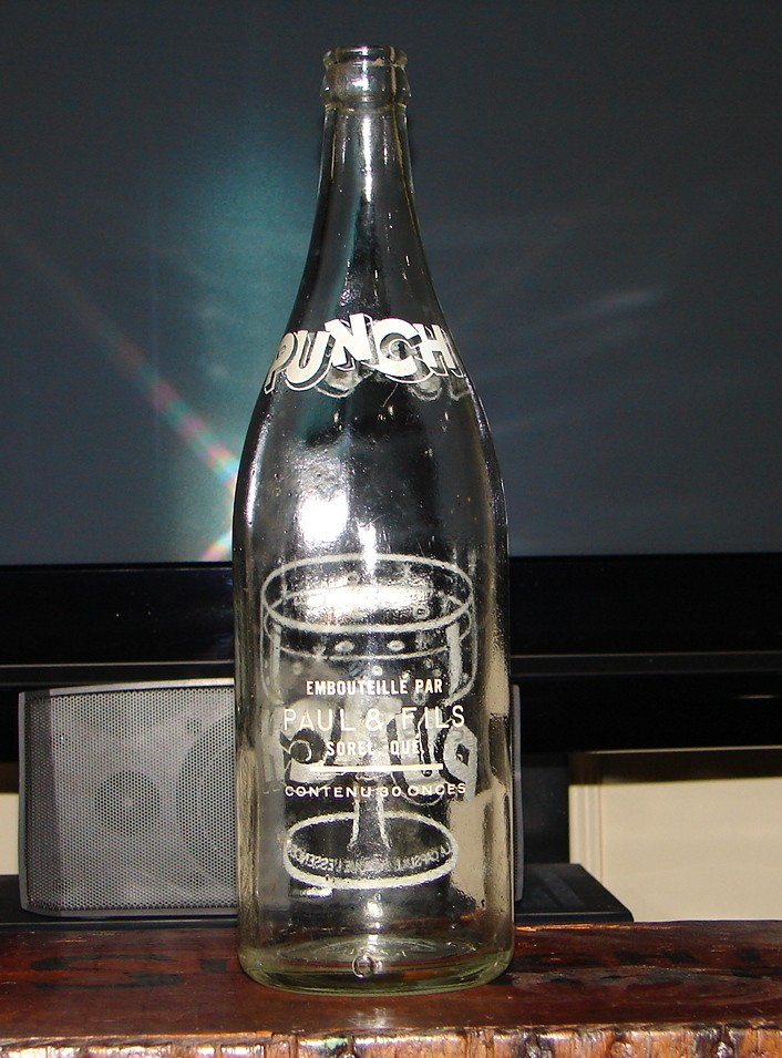 Punch 30 oz de Paul & Fils de Sorel Punch210