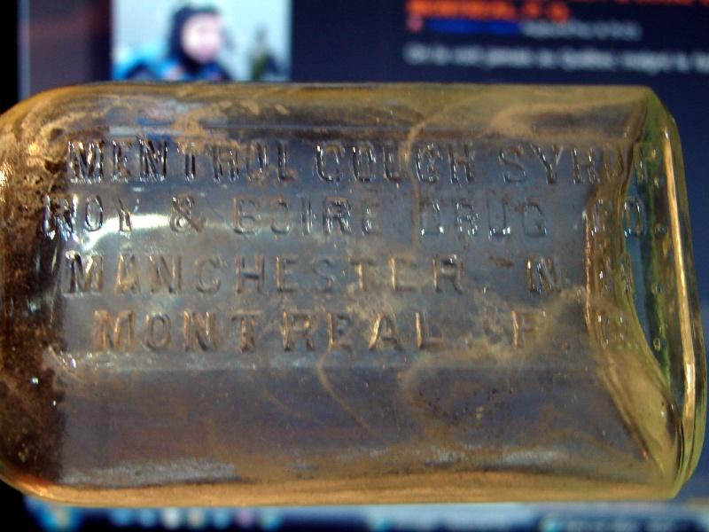 Rare sur eBay - ROY & BOIRE DRUG CO. / MANCHESTER, N. H. / MONTREAL, P. Q. Roy__b10
