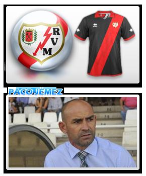 J.4: Malaga CF - Rayo Vallecano, Domingo 15 a las 19:00h. 2110