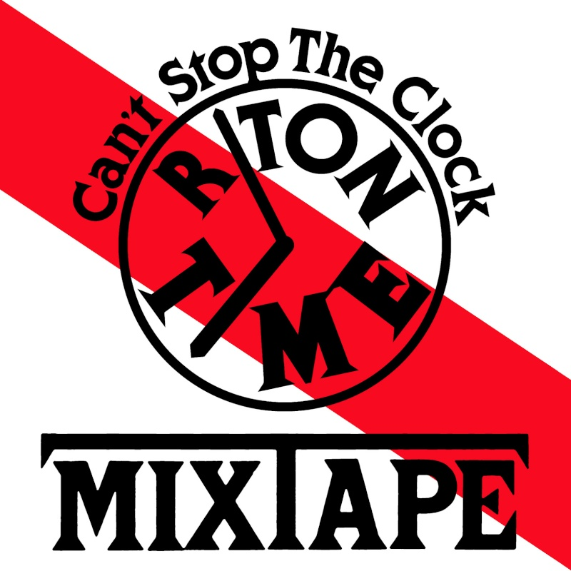 2013.07.18 - Riton 'You Can't Stop The Clock' Mix-tape Artwor16