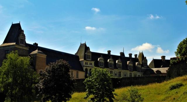 Château de Châteaubriant (Loire-Atlantique / 44). Img_1210