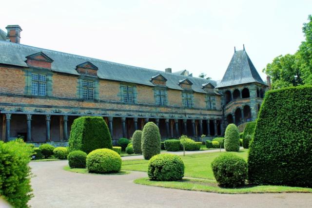 Château de Châteaubriant (Loire-Atlantique / 44). Img_1211