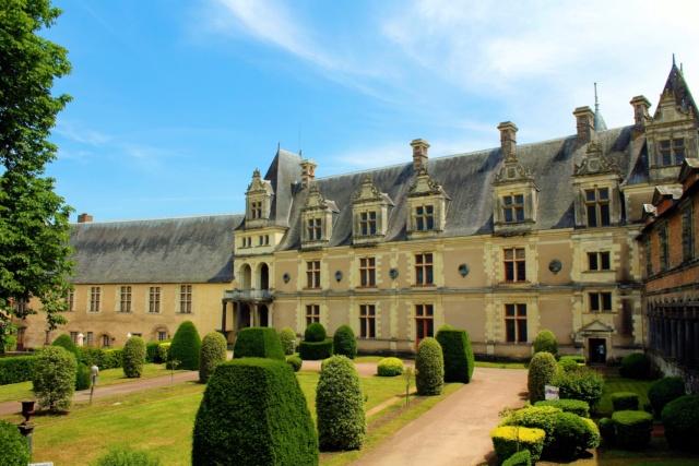 Château de Châteaubriant (Loire-Atlantique / 44). Img_1213