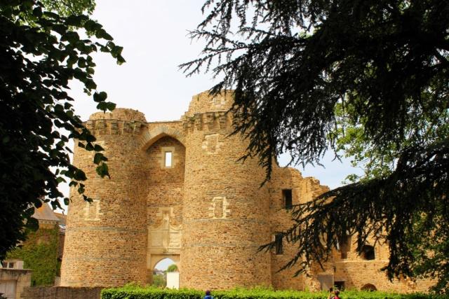 Château de Châteaubriant (Loire-Atlantique / 44). Img_1214