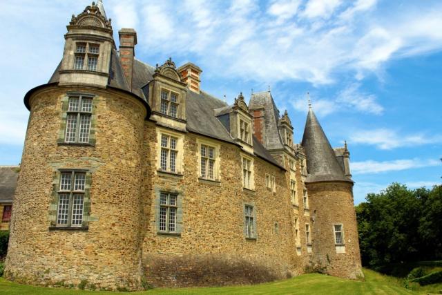 Château de Châteaubriant (Loire-Atlantique / 44). Img_1215