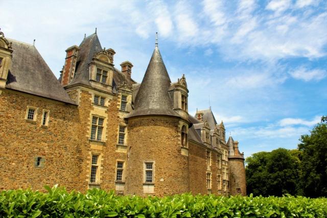 Château de Châteaubriant (Loire-Atlantique / 44). Img_1217