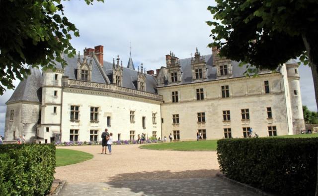 Château d'Amboise (Indre-et-Loire / 37). Img_3214